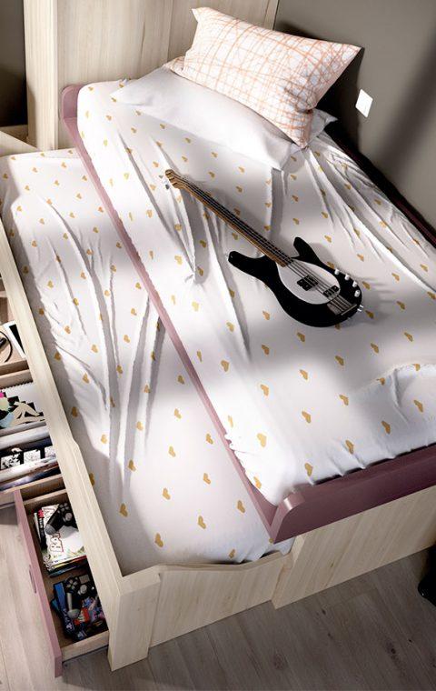 Dormitorio Juvenil REF-001A