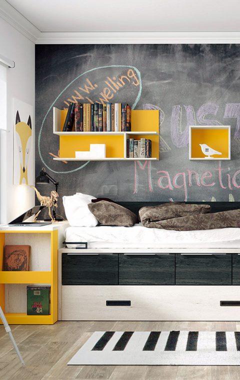 Dormitorio Juveniles REF-010A