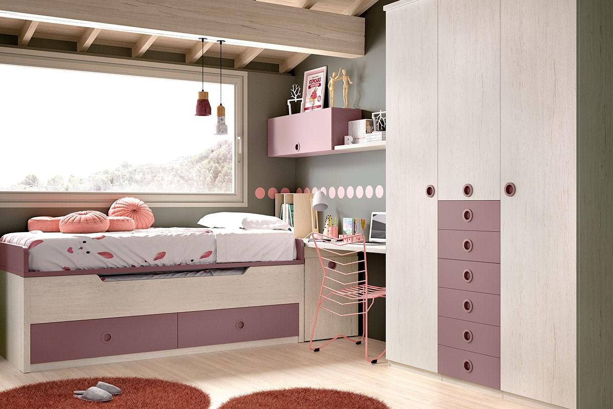 Dormitorios Juveniles REF-004