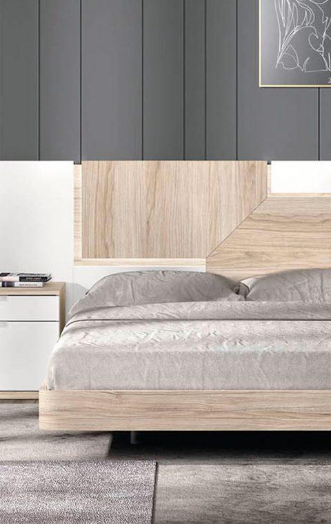 Dormitorio Matrimonial REF-003