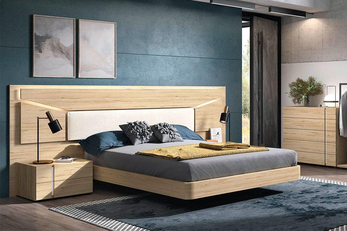 Dormitorio Matrimonial REF-006