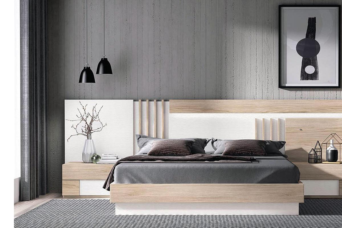 Dormitorio Matrimonial REF-008