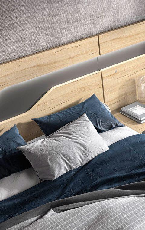 Dormitorio Matrimonial REF-011
