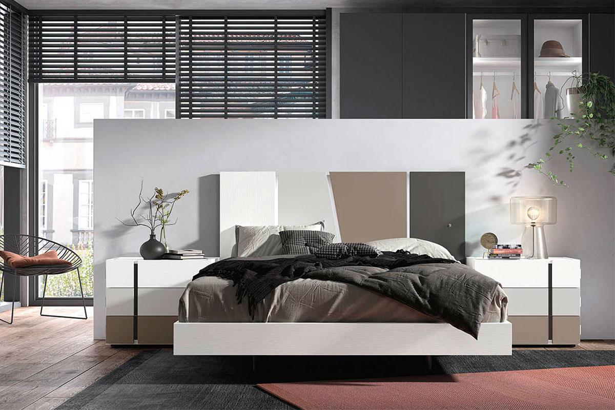 Dormitorio Matrimonial REF-013