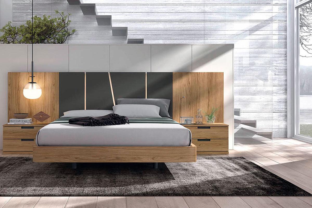 Dormitorio Matrimonial REF-014