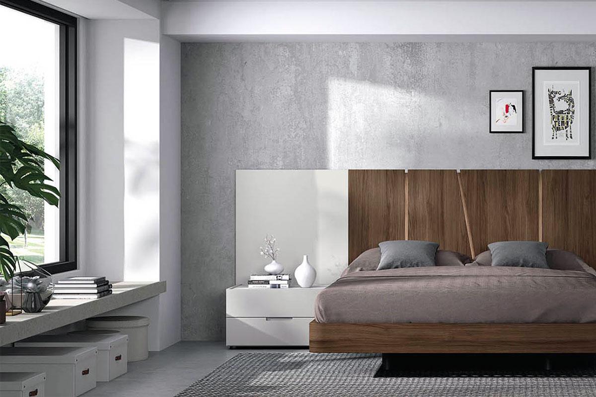 Dormitorio Matrimonial REF-016