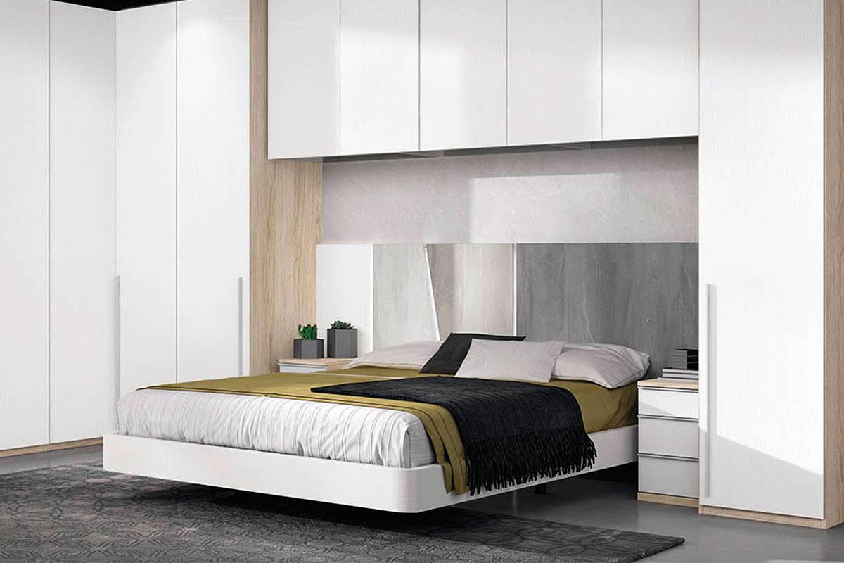 Dormitorio Matrimonial REF-017