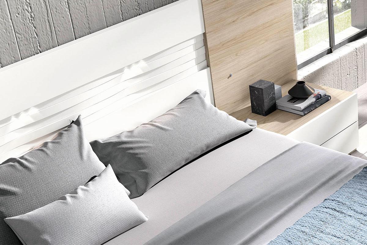 Dormitorio Matrimonial REF-022