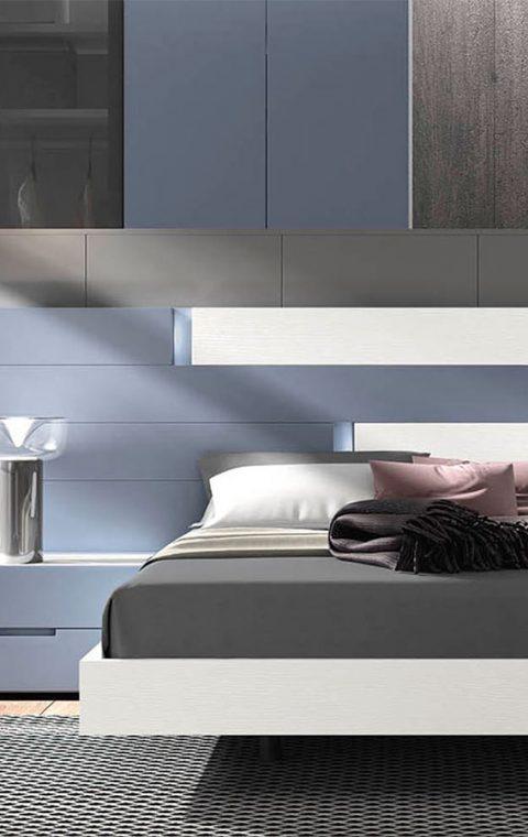 Dormitorio Matrimonial REF-025
