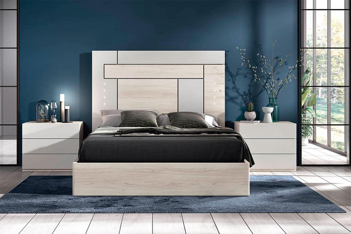Dormitorio Matrimonial REF-026