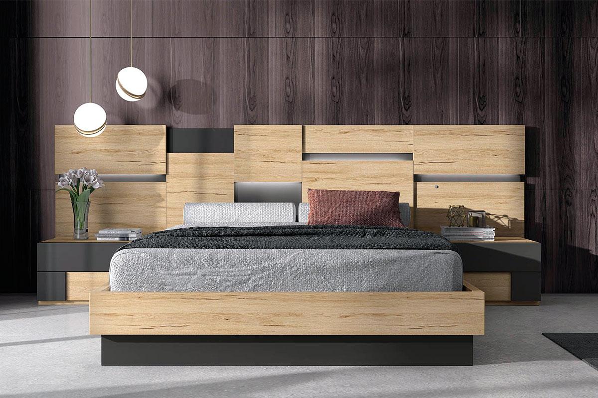 Dormitorio Matrimonial REF-033