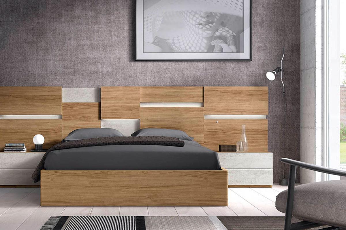 Dormitorio Matrimonial REF-034