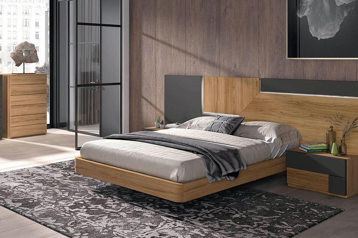 Dormitorio Matrimonial REF-002