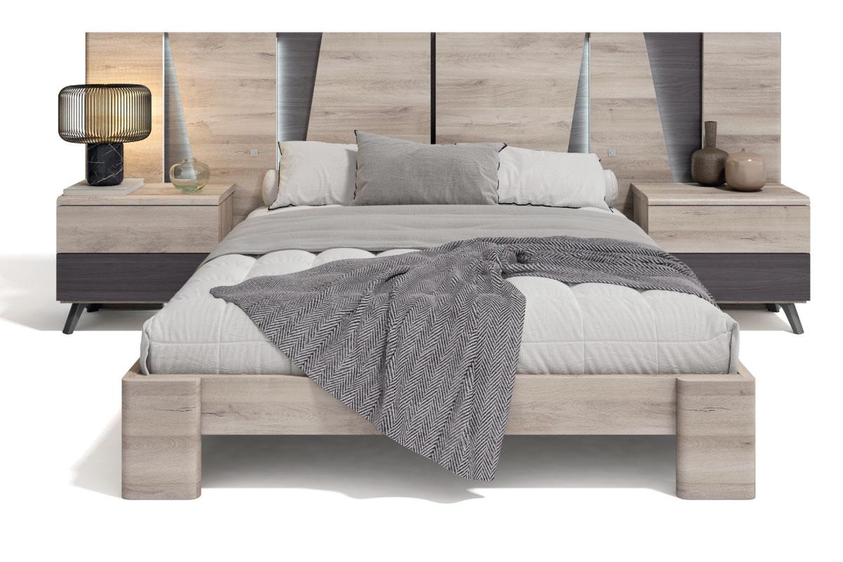 Dormitorio Matrimonial REF-038