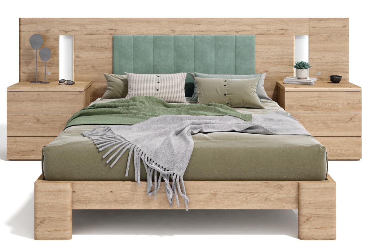 Dormitorio Matrimonial REF-039