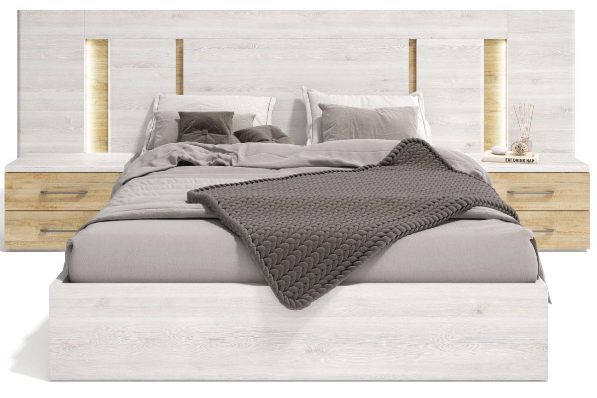 Dormitorio Matrimonial REF-040