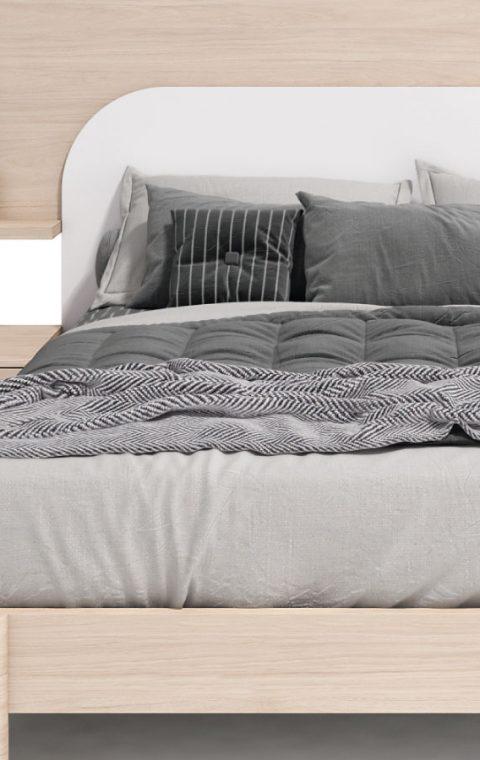 Dormitorio Matrimonial REF-047