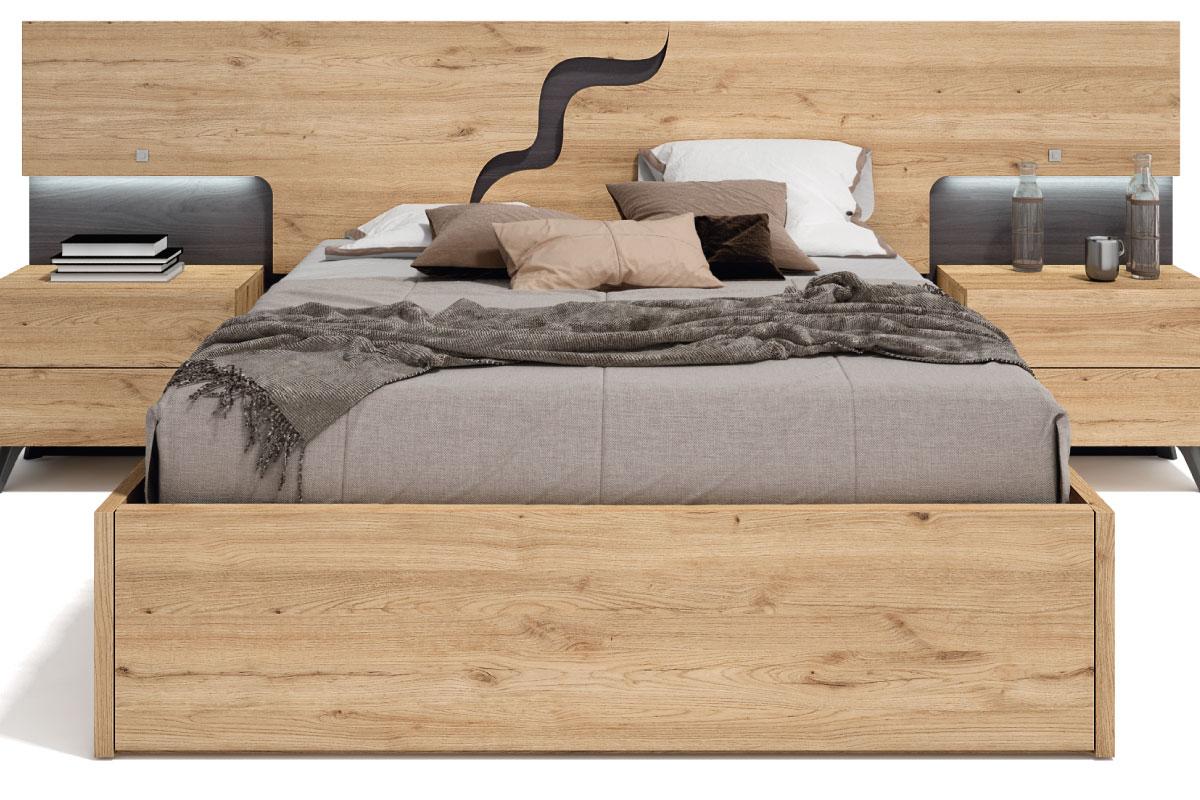 Dormitorio Matrimonial REF-048