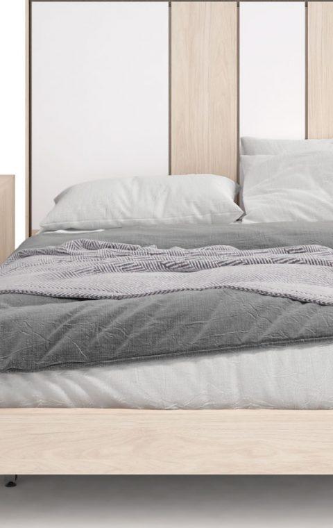 Dormitorio Matrimonial REF-055