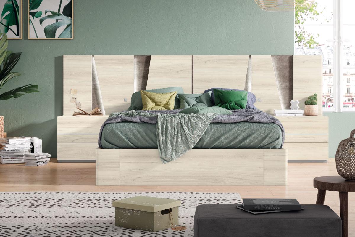 Dormitorio Matrimonial REF-066
