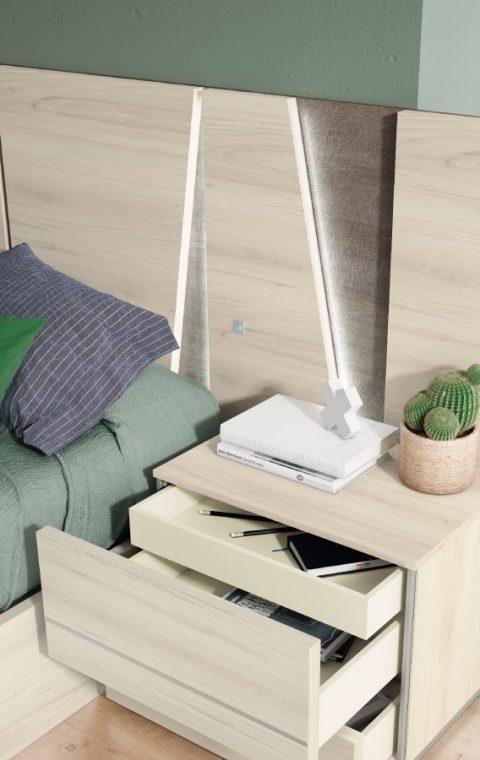 Dormitorio Matrimonial REF-067