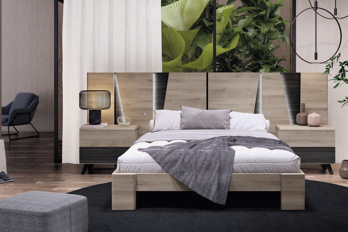 Dormitorio Matrimonial REF-068