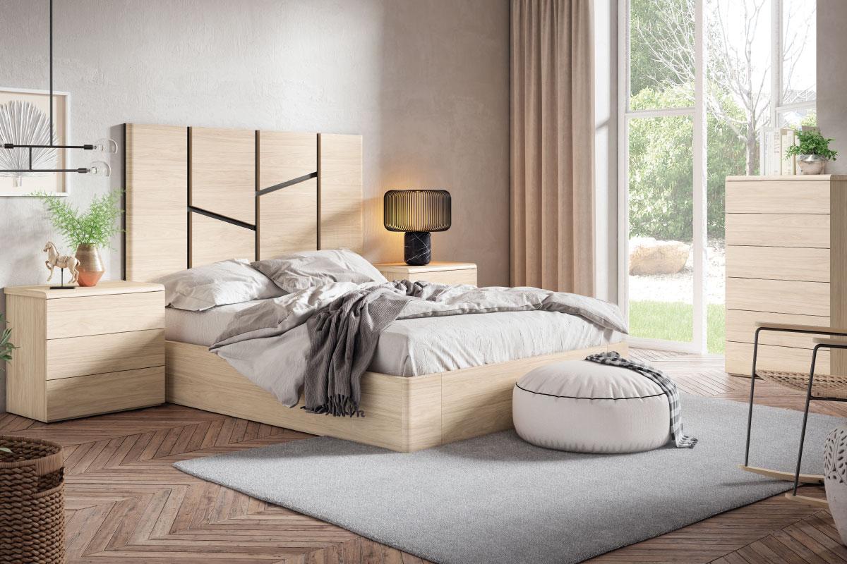 Dormitorio Matrimonial REF-070