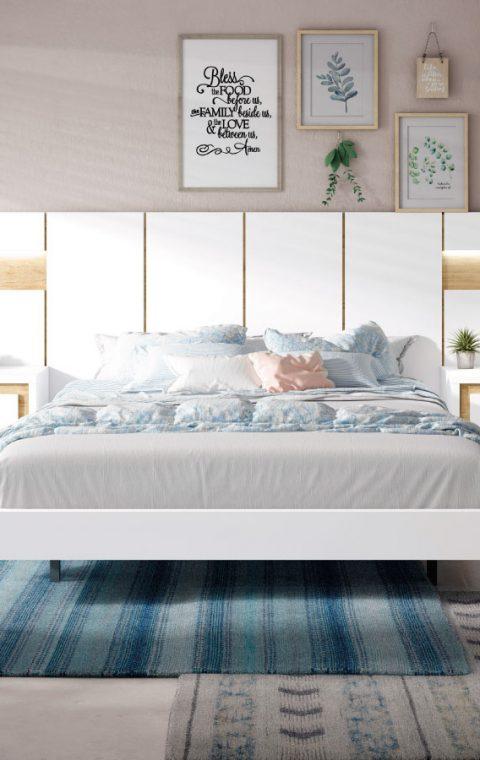 Dormitorio Matrimonial REF-074