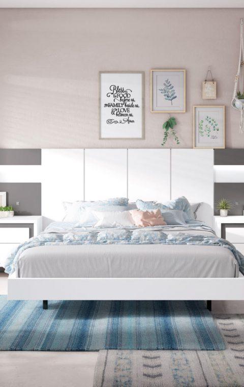 Dormitorio Matrimonial REF-076