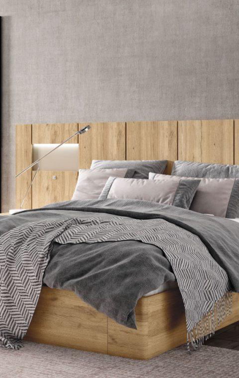 Dormitorio Matrimonial REF-077