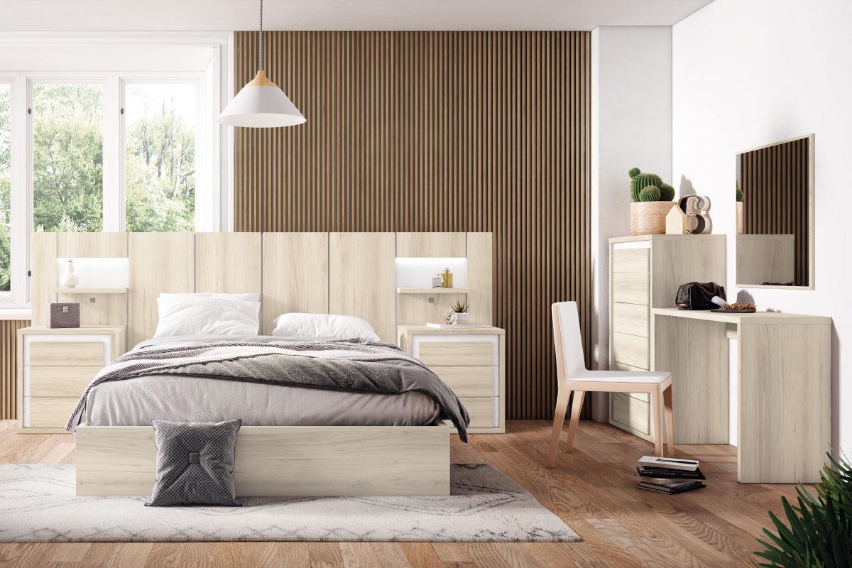 Dormitorio Matrimonial REF-078