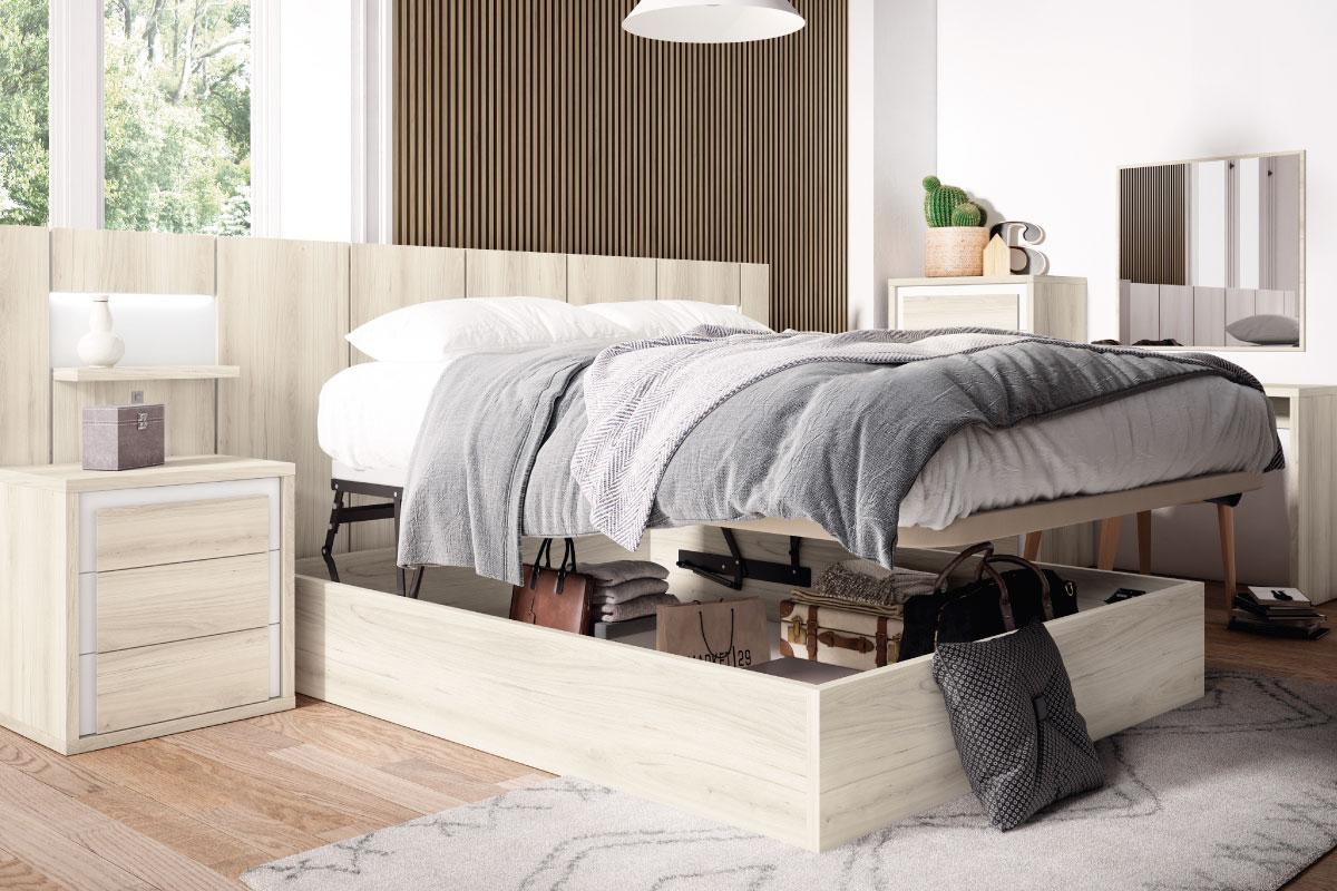 Dormitorio Matrimonial REF-079