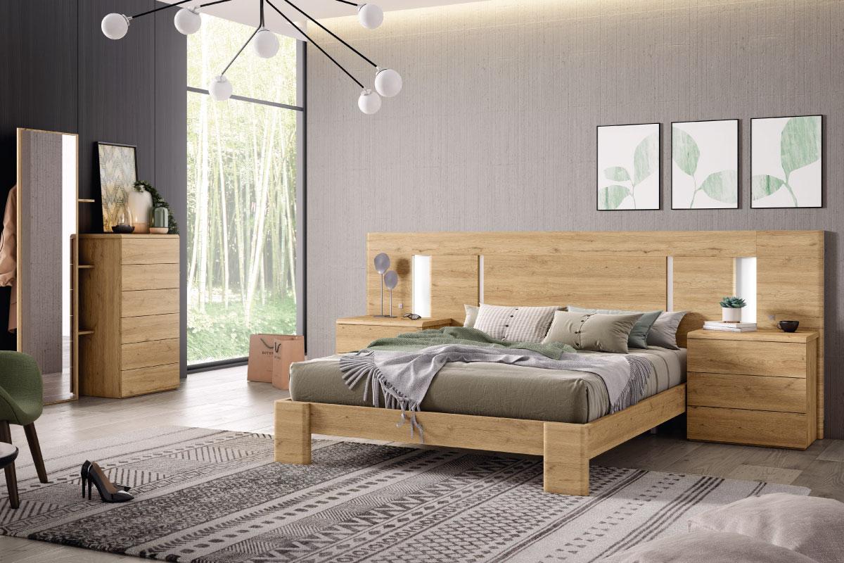 Dormitorio Matrimonial REF-081