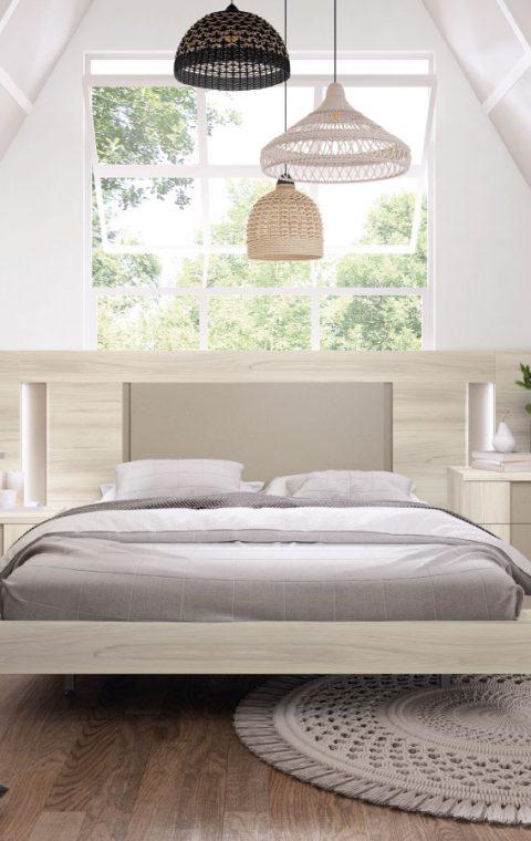 Dormitorio Matrimonial REF-082