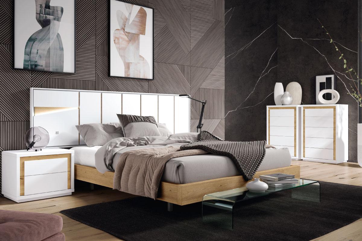Dormitorio Matrimonial REF-083