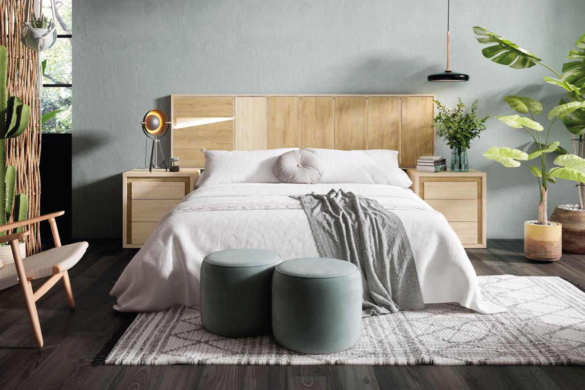 Dormitorio Matrimonial REF-084