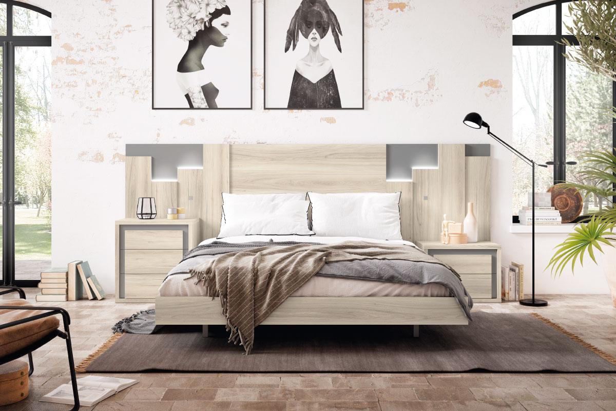 Dormitorio Matrimonial REF-088