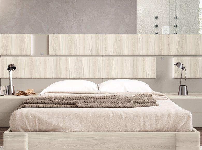 Dormitorio Matrimonial REF-093