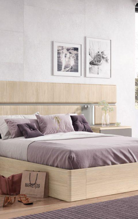 Dormitorio Matrimonial REF-094