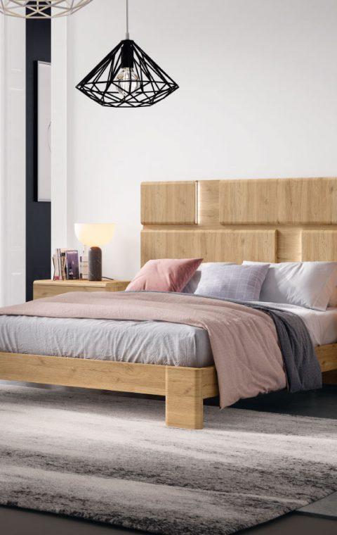 Dormitorio Matrimonial REF-095