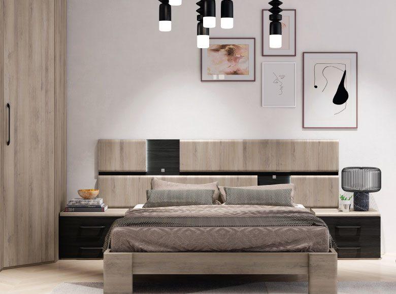 Dormitorio Matrimonial REF-096