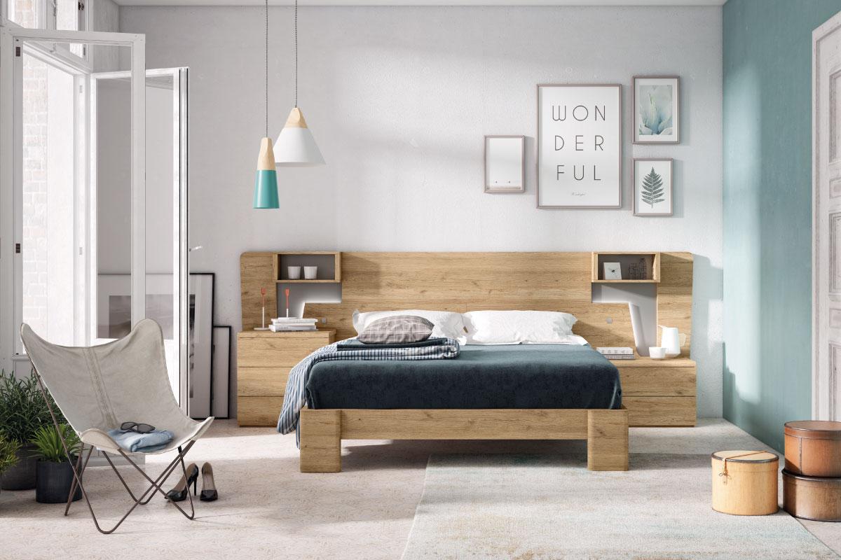 Dormitorio Matrimonial REF-097