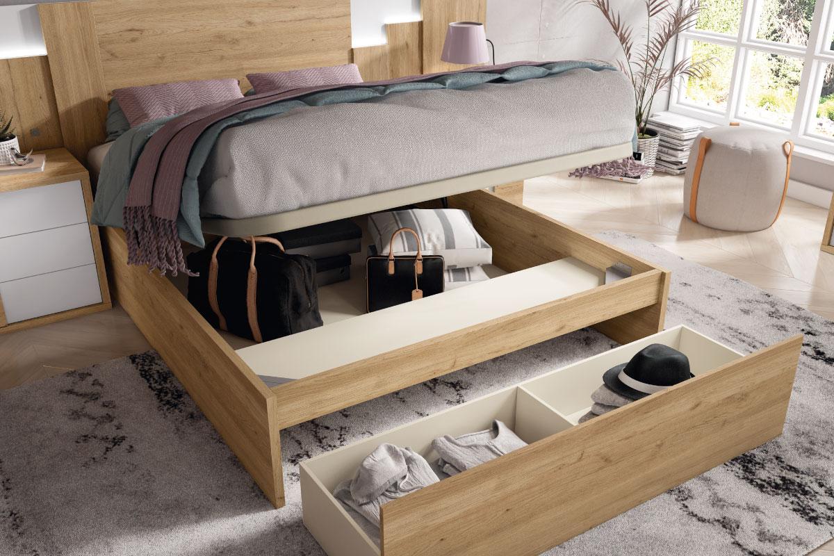 Dormitorio Matrimonial REF-098
