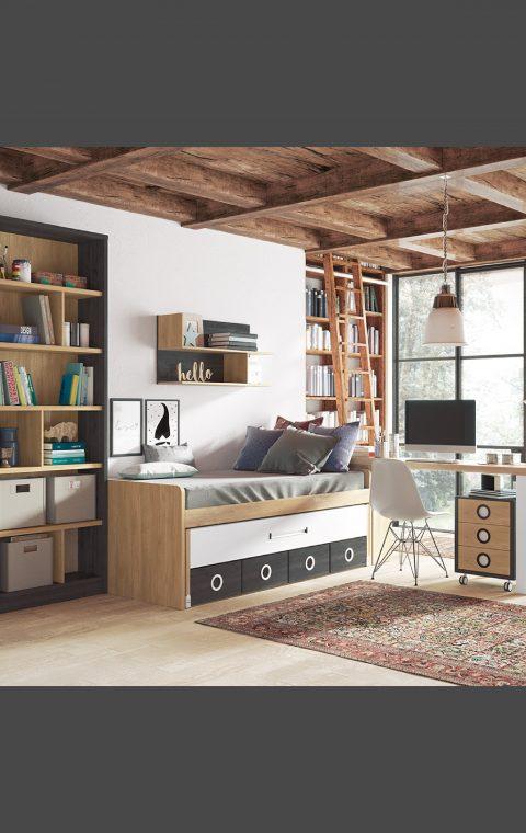 Dormitorios Juveniles REF-046
