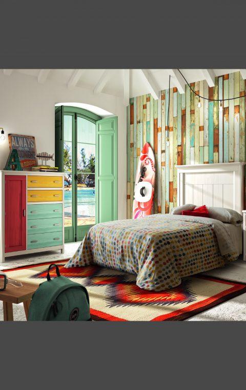 Dormitorios Juveniles REF-007
