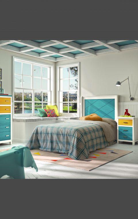 Dormitorios Juveniles REF-009