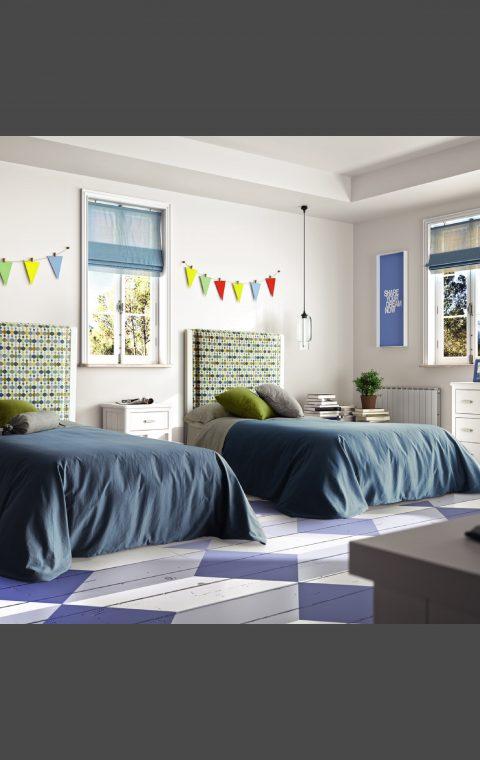 Dormitorios Juveniles REF-012