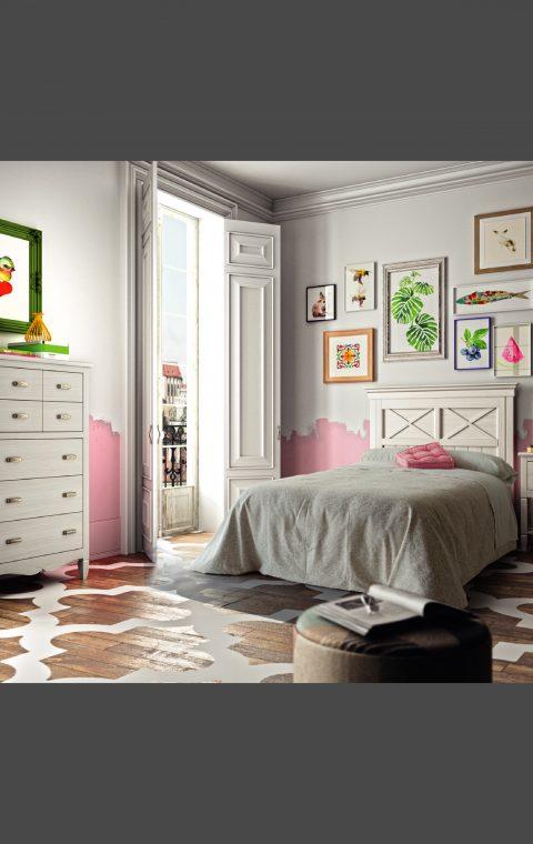 Dormitorios Juveniles REF-015