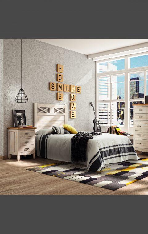 Dormitorios Juveniles REF-016
