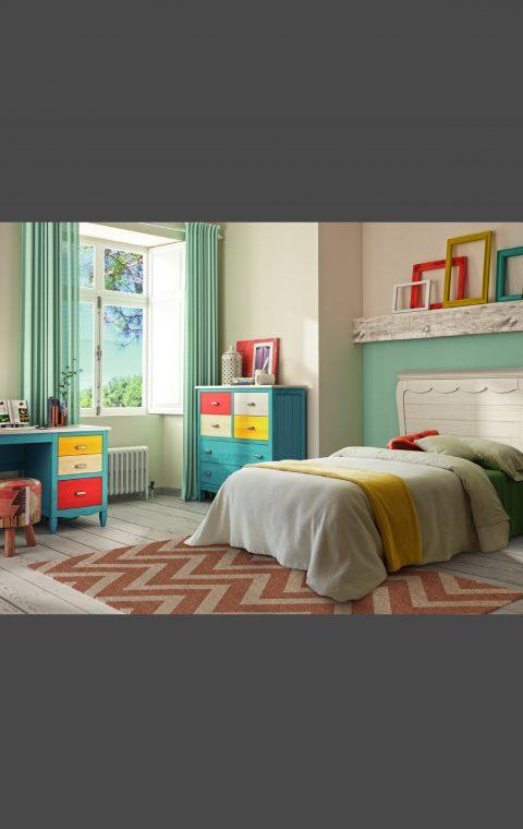 Dormitorios Juveniles REF-017